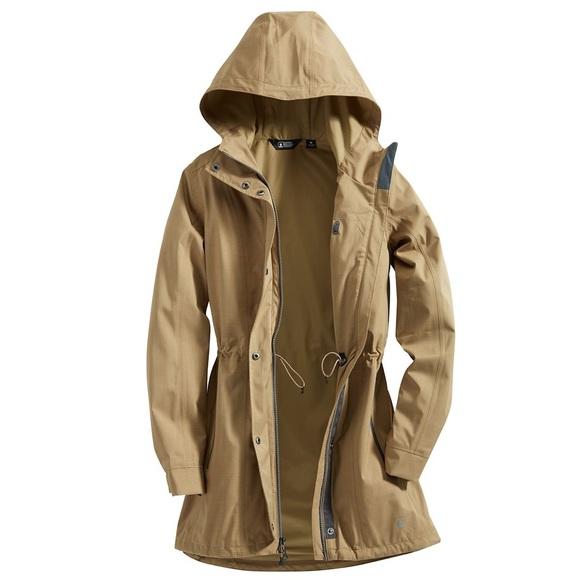 3c0802372 Eastern Mountain Sports Jackets & Blazers - Eastern Mountain Sports EMS  Mist Rain Trench szM